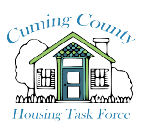 Cuming County Housing Task Force Logo