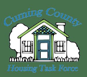 Cuming County Housing Task Force Logo