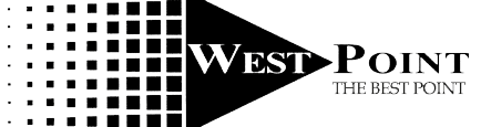West Point The Best Point logo